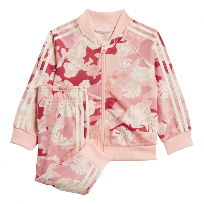 GD2889 adidas track suit rose