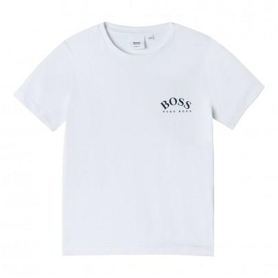 Hugo Boss Tee Shirt White
