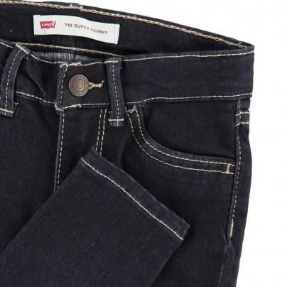3E2702 D5B jeans levis 710 Super Skinny