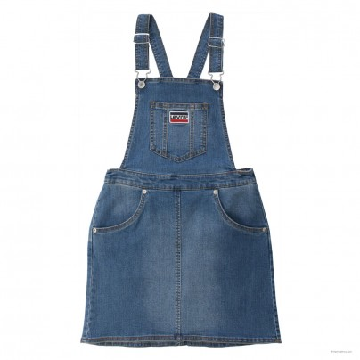3EA070-MAW robe levis fille