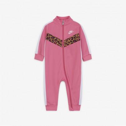 Nike Combinaison Zip Rose & Leopard