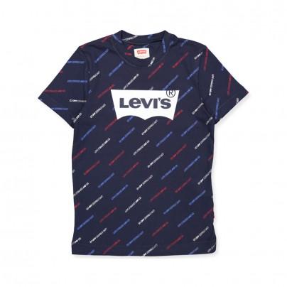 Levis Tee Shirt Garçon Bleu...
