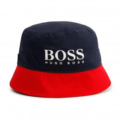 Bob Hugo BOSS Navy red