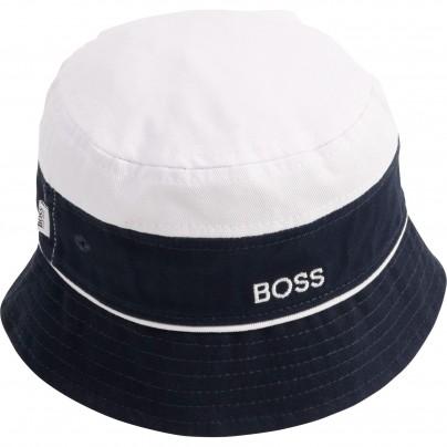 Bob Hugo BOSS White Blue