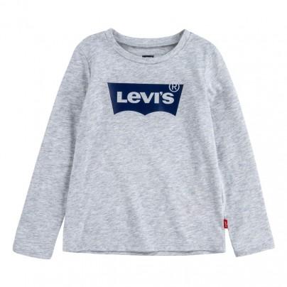 tee shirt LEVIS LIGHT GREY...