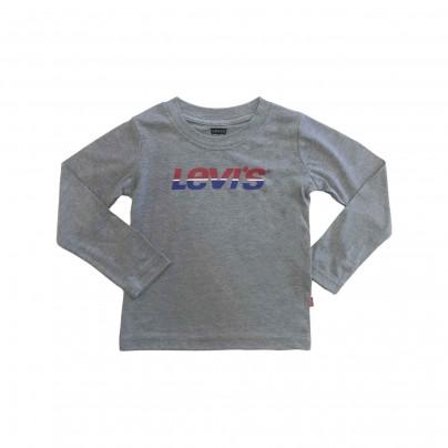 tee shirt LEVIS GREY HEATHER