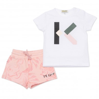 Ensemble  Kenzo t-shirt...