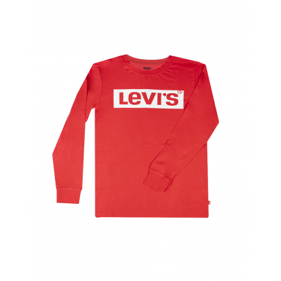 LEVIS SUPER RED manches...