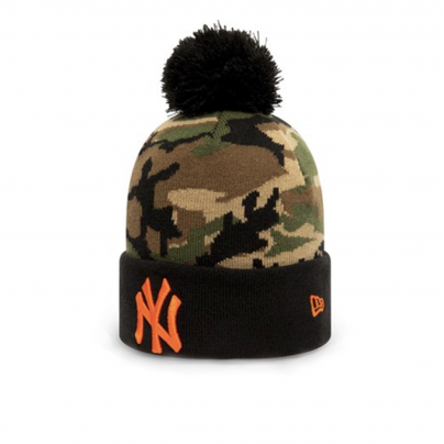NY Bonnet militaire logo...